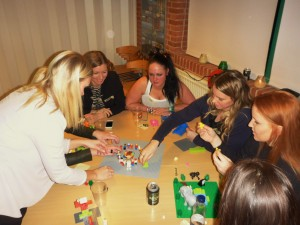 Teamudvikling med LEGO Serious Play